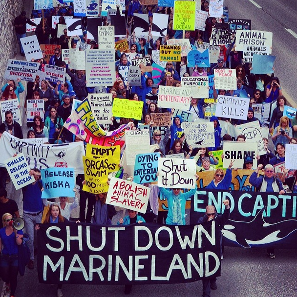 March On Marineland